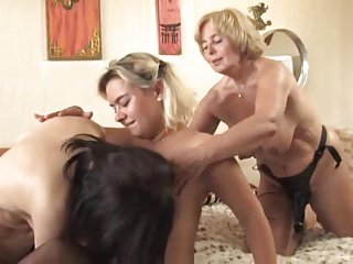 3 Geile Alte Lesben