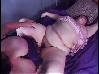 Vintage fatty lesbians