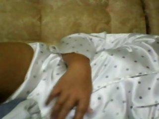 randy asian on webcam