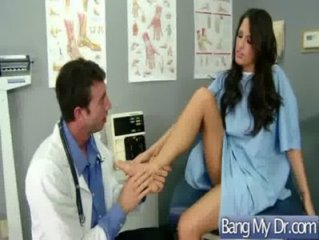 Doctors And Nurses Treat Their Patients With Sex clip-16