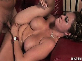 Thick girl with fat tits Katie Kox drilled