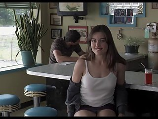 Megan Boone - My Bloody Valentine 3D