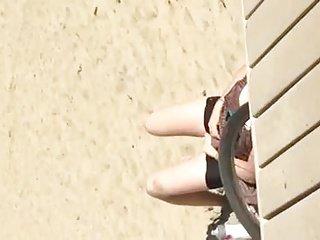 Beach rubbing