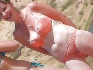 Transparent bikini 2
