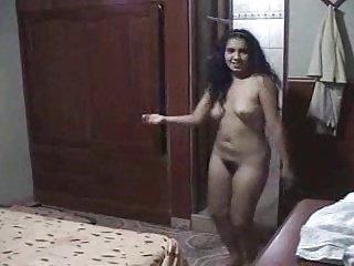 Nice Chubby Dancing Nude
