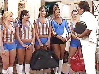 Fernanda Abraao de short