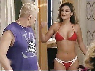Belleza en bikini