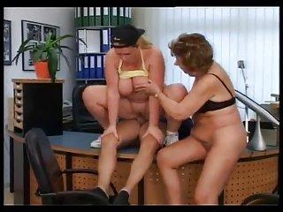 German Threesome - 7