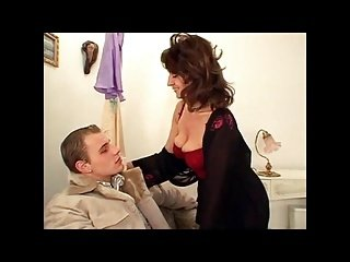 Hot lady Anne Ends With Great Titjob BVR