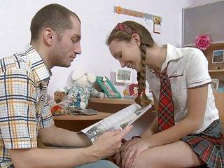 Schoolgirl Porn made in Russia
