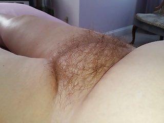 la chatte poilue potelé doux et le ventre de ma femme bbw
