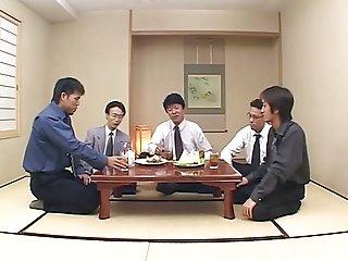 Kokeshi - scene 4