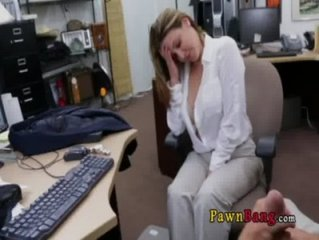 Foxy Business Lady Gets Fuck 0021