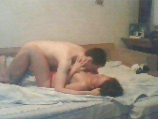 Hot Amateur Couple Webcam Sex