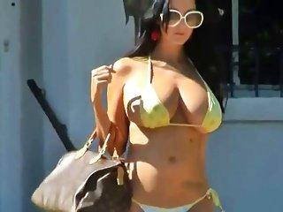 Sexy hot lady