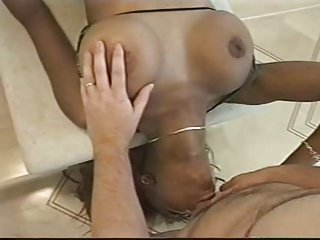 lil Ass Gets Her Throat Fuck Deep!