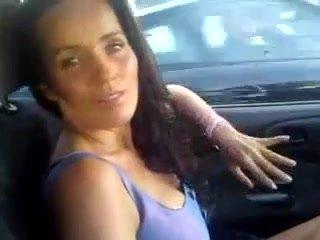 Teasing hot lady shows stockings 1fuckdatecom