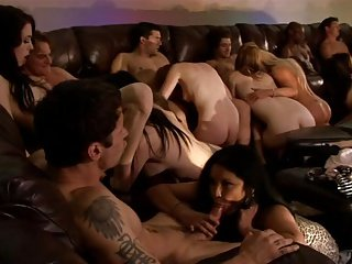 LIZA DEL SIERRA: #22 Orgy The XXX Championship