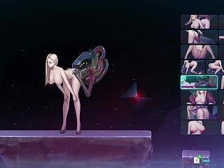 Dark Star Hentai Flash game part 2