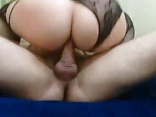 Fucking my trainee's ass - 20yo anal