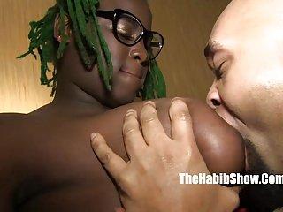 bbw chocolate bimarley gets fuck by big black dick redzilla