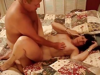 Couple mature fucking