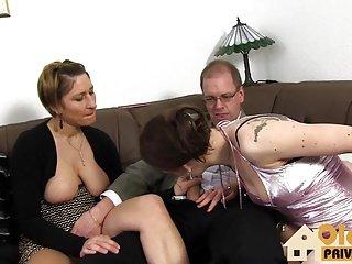 Swinger Treff bei Bert und Julia