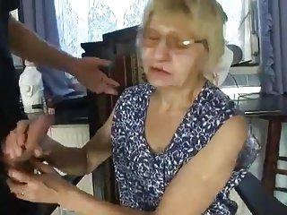 .Granny Still Banging
