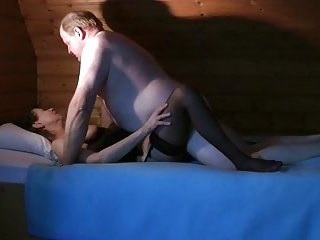 Mature couple sex - homemade