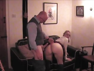 32yo British Ex-GF Schoolgirl gets dick in all holes