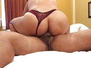 Mature Colombian Riding Dick