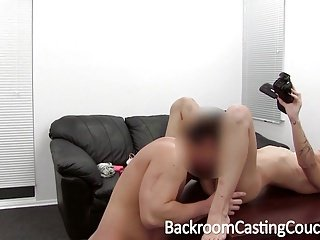 SEXY TEEN REBEL ASS Fuck ON CASTING COUCH