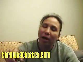 SHE是一个本地印第安人与一些黑的gigot的NIGGAS
