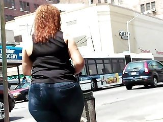 Wide Phat Ass GILF