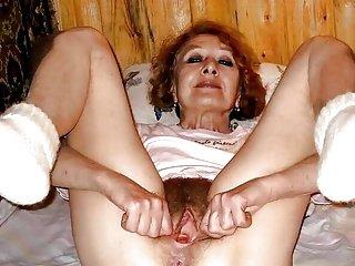 Granny Pussy Wants Dick