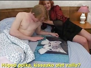 Slideshow with Finnish Captions: Mom Mika 2