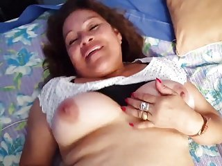 Mum loves fucking a young guy