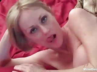 Granny Loves 3some Challenge With Two Young Dicks