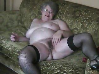 granny smoking pussy