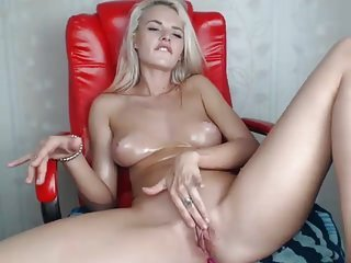 oiled older russian cam-slut