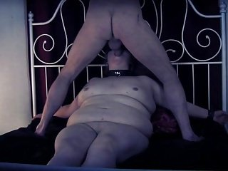 Slave BBW pig extreme rough sex spanking fisting torture cim