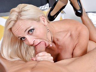 Dani Dare's mature pussy wants a hard dick