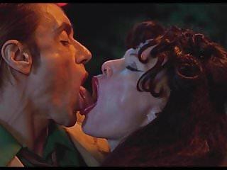 Slo-Mo方舌接吻