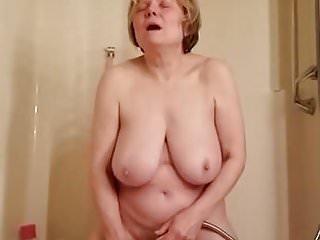 Big Tit GILF Orgasm Goddess