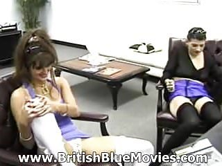 Donna Warner and Hayler Russel - British Retro Casting