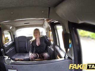 Fake Taxi Great tits sexy Hot lady in black lingerie
