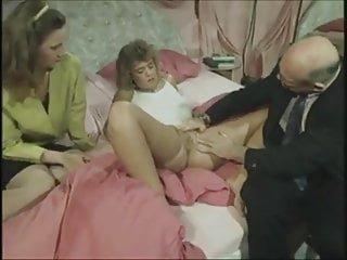 Vintage German family - the doctor visit