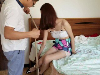 Chinese Wife Bondage