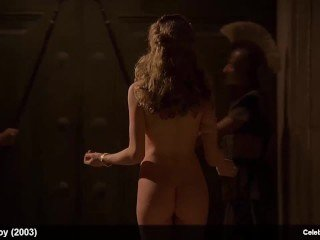 Celebrity actress  Sienna Guillory Frontal Nude And Rough Sex Scenes