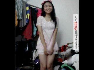 China cute girl dance videos